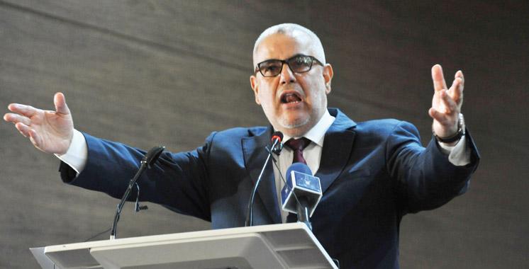 Benkirane : L'Istiqlal est «frère»,  Omari est «serpent»