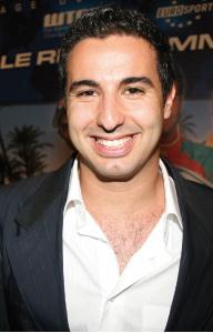 Mehdi Bennani brille à Monza
