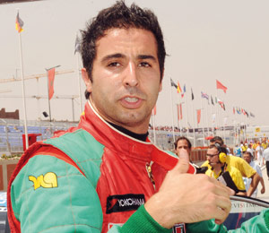 GP d'Allemagne: Mehdi Bennani 4e chez les indépendants