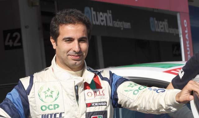 WTCC-2013 : Mehdi Bennani sur le podium de Suzuka