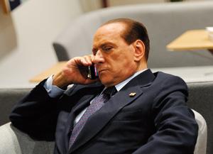 Berlusconi à couteaux tirés avec la Ligue du Nord
