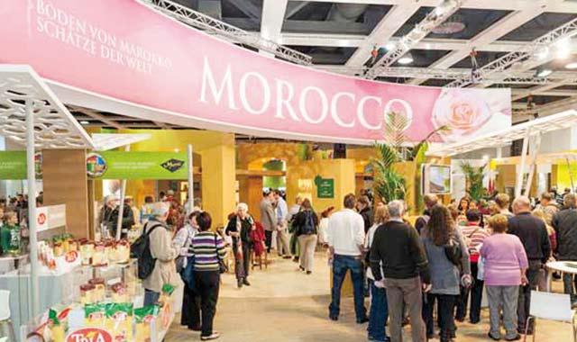 Le Maroc à la  Semaine verte  de Berlin
