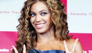 Beyoncé glisse en plein concert