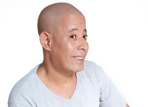 Mohamed Bahzad, le comédien ami des enfants