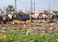 Zone Oulad Zaër : la première partie bouclée