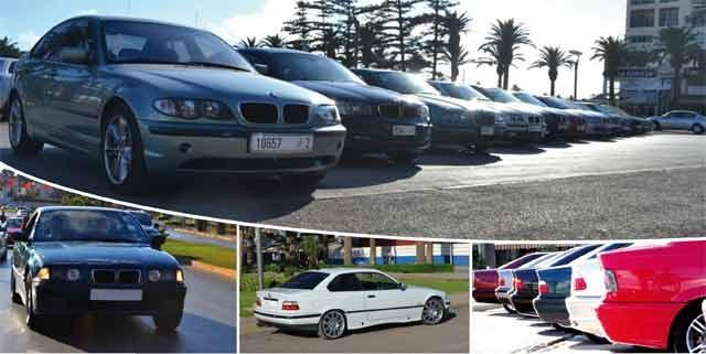Passion automobile : Une journée avec les Bimmers