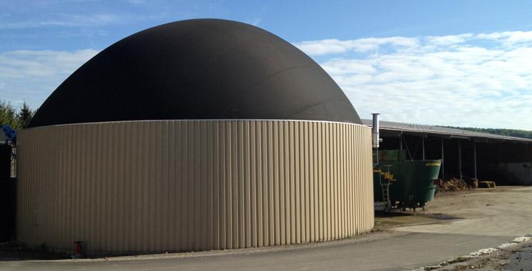 Système biogaz: Des installations signées Solus Concept à Meknès
