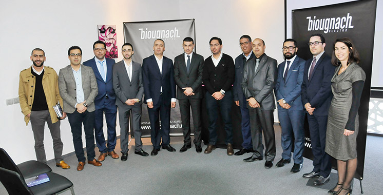 Convention : Biougnach signe avec le groupe immobilier Petra