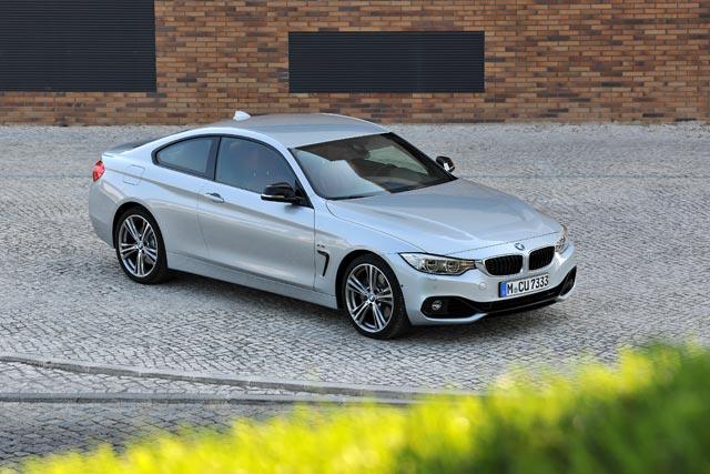 Nouvelle BMW 4 : Exit la série 3 !