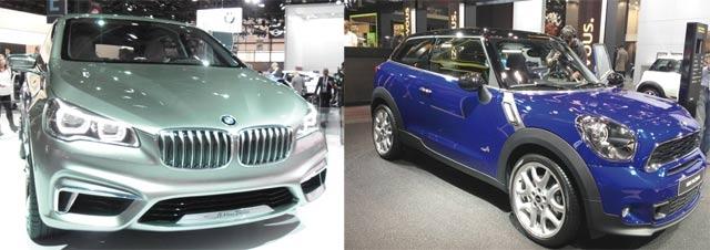 BMW et Mini : Nouvelles technologies  à l honneur
