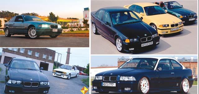Il était une fois… BMW Série 3 E36 : Une génération pas comme les autres