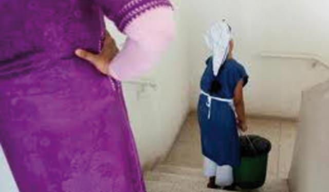 Le travail domestique des mineures toléré par la société : Des chiffres qui donnent froid dans le dos