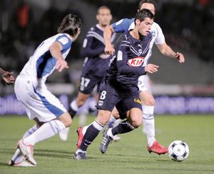 Les trois leaders Lyon, Bordeaux et Marseille s'imposent