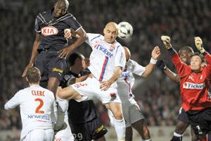 Bordeaux double l'Olympique Lyon