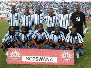 Groupe D : Botswana