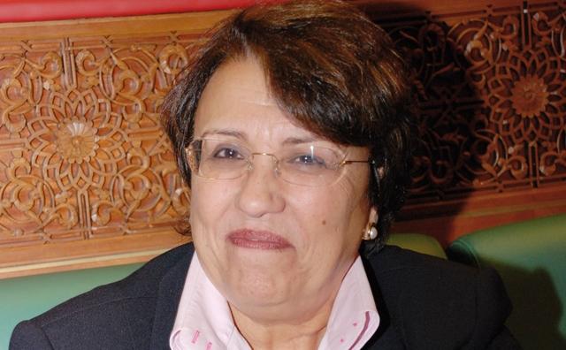 Zoubida Bouayad : «Nous sommes face à un vide juridique qui ne peut être dépassé qu à travers un consensus»