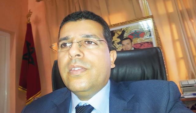 Bouchaib Erraziki : « Un avenir prometteur pour la région»