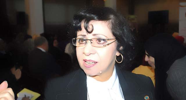 Bouchra Alaoui élue secrétaire perpétuelle de l Instance administrative du Réseau juridique des femmes arabes