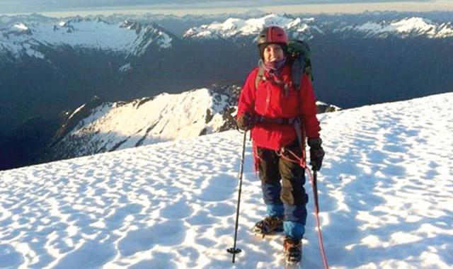 Alpinisme: La Marocaine au sommet de la gloire
