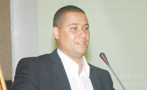Mohamed Boudrika mène sa campagne
