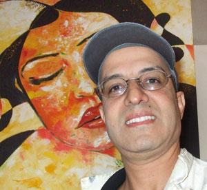 Hamid Bouhioui : «plus on achète les oeuvres d'un artiste, plus il se sent libéré»