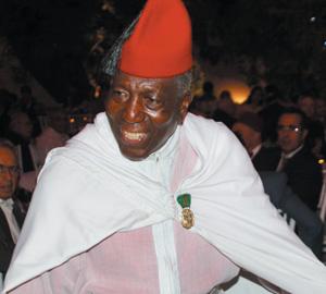 Portrait : Boujemâa Oujoud, «Azizi» des planches