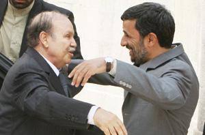 Téhéran met un pied au Maghreb avec la bénédiction de Bouteflika