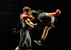 Spectacle : Quand le hip-hop s'allie à la boxe