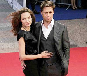 11 millions de dollars pour les photos des bébés de Pitt et Jolie