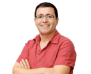 Un café avec… Brahim El Mazned