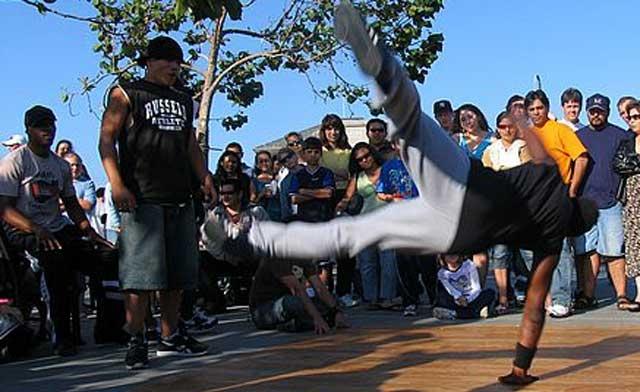 Festival international de la danse hip hop et breakdance