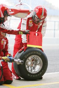 Bridgestone quitte le championnat du monde de Formule 1