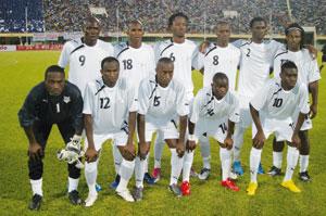 Groupe B : Burkina Faso