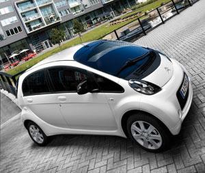Citroën C-Zéro : Silence, elle roule !
