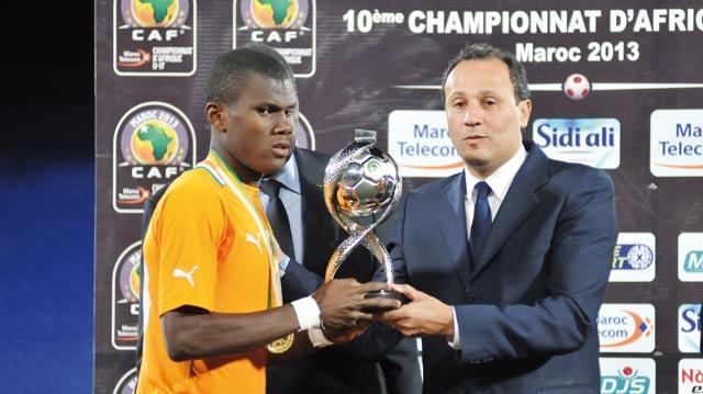 Championnat d Afrique des Nations U17 : Les Eléphanteaux ivoiriens sur le haut du podium