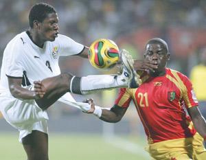 Le Ghana a réussi son match d'ouverture