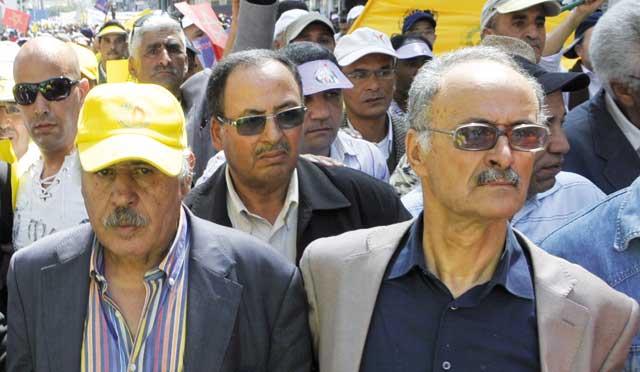 La FDT et la CDT décident d organiser une journée nationale de protestation le 8 décembre