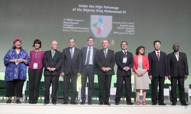 Le 4ème Congrès de CGLU s'est achevé à Rabat