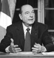 Chirac dans les DOM-TOM