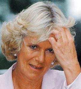 Camilia n'assistera pas à la messe en mémoire de Diana