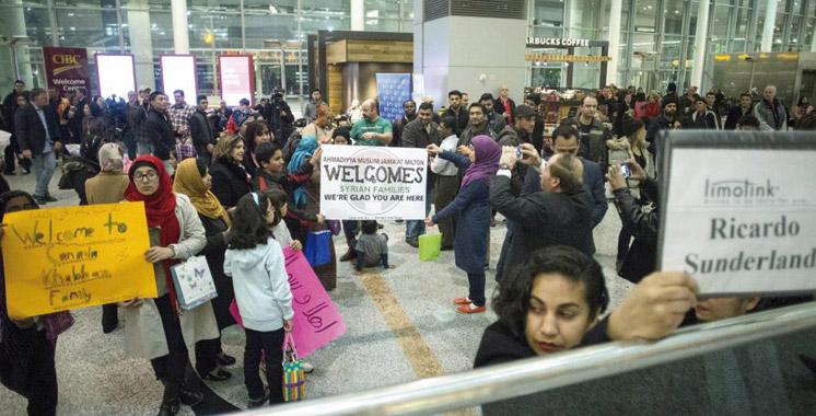 Reportage: Comment le Canada accueille les réfugiés syriens