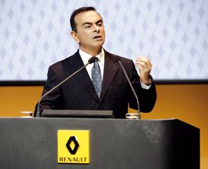 Renault maintient ses objectifs pour l'année 2008