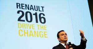 Renault : Une feuille de route verte