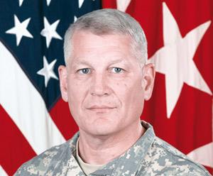 Le général Carter F. Ham en tournée maghrébine