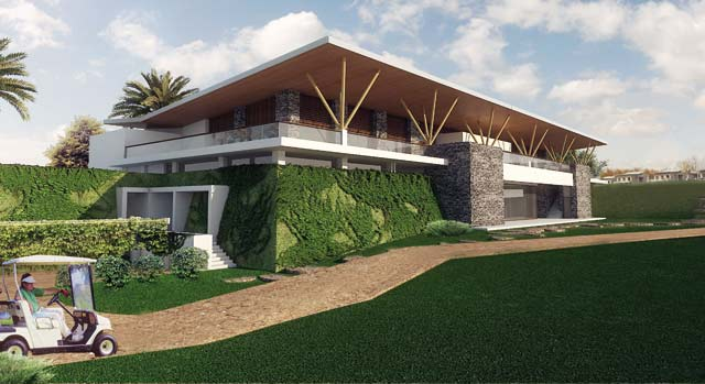 Casa Green Golf Club de la CGI ouvre ses portes à Bouskoura : Golfeurs casablancais, vous êtes choyés !