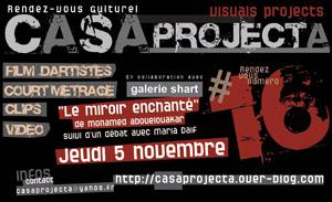 «Le Miroir Enchanté» à Casaprojecta