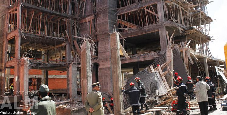 Bâtiment et travaux publics: La sécurité des chantiers en question