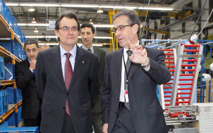 Le groupe catalan Relats inaugure son usine à Tanger Free Zone