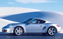 Porsche compte dépasser les 100.000 ventes en 2006
