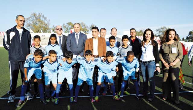 17ème Coupe scolaire Centrale Laitière : Les Slaouis représentent le Maroc à la Coupe Danone à Londres